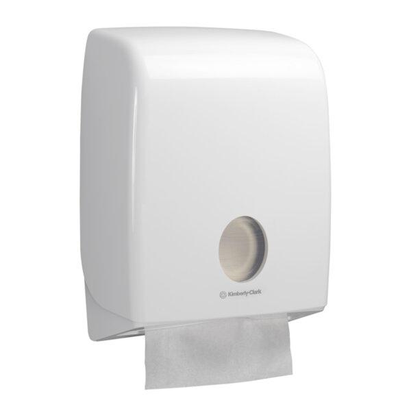 6954 AQUARIUS дозатор за кърпи ръце пачка- широк