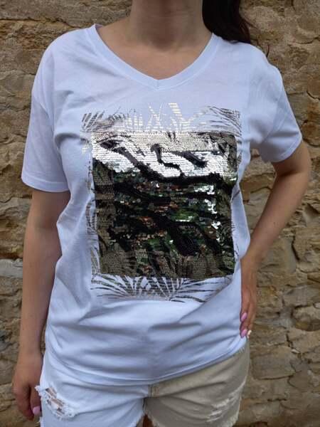 Дамска тениска Елен