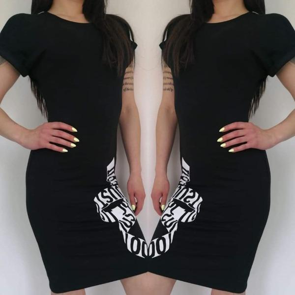 Спортна рокля Вера1
