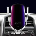 Automatic Wireless Стойка за кола, Безжично зарядно устройство Smart sensor R1, Fast Wireless зарядно