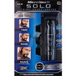 в3.БезкабелТример-самобръсначка за брада,лице MicroTouch Solo