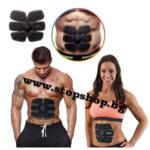 г6.Електростимулатор за стягане на талията и коремните мускули