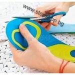 д1.Ежедневни стелки за мъжки,дамски обувки Шол Гел Актив