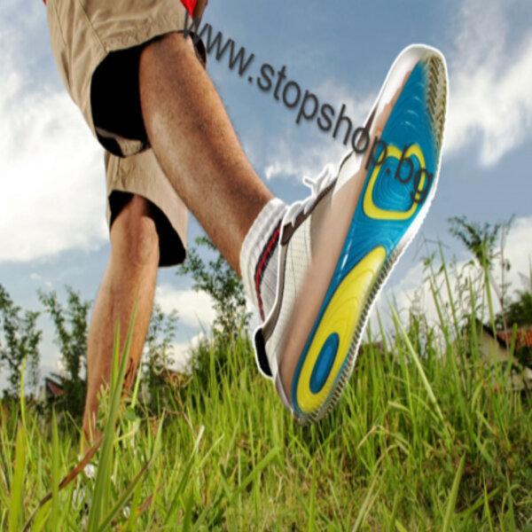 07.Ежедневни стелки за мъжки,дамски обувки Шол Гел Актив