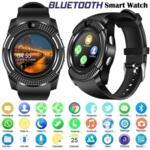 Smart watch Смарт часовник v8 подържа сим карта карта с памет до 32гб Идеалният подарък