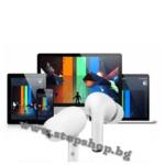 Безжични Bluetuth wireless слушалки тип тапи в 5 цвята и красива зареждаща power bank кутия или модел i11s
