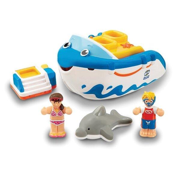 Играчка за къпане - Лодка за гмуркане Дани