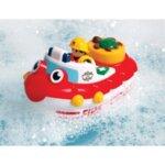 Играчка за къпане - Пожарен катер Феликс