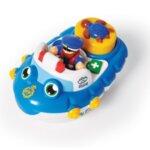 Играчка за къпане - Полицейската лодка на Пери