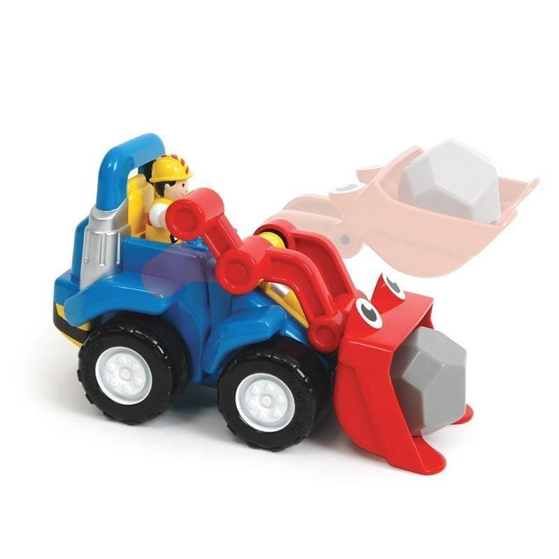 Комплект от детски играчки - Строителен екип