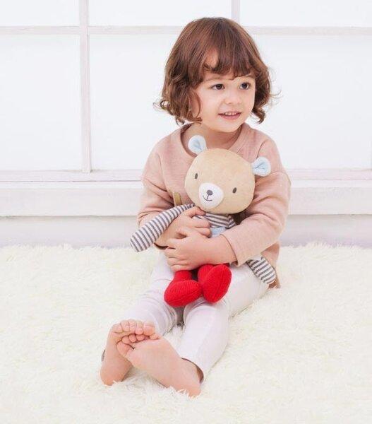 Плюшена играчка за гушкане - Били