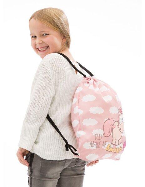 Спортна чанта за деца с Еднорогът Theodor