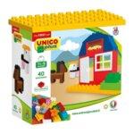 Строител за деца - 40 части, Unico