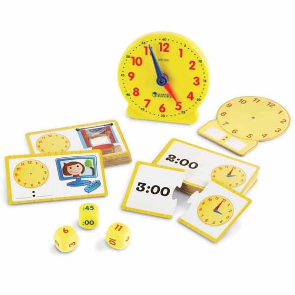 Детска игра - Научи какво показва часовника