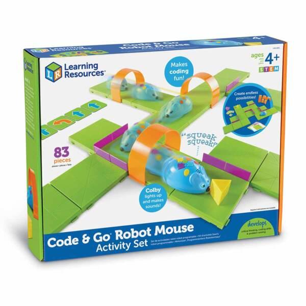 Комплект за програмиране - Лабиринт с активна мишка