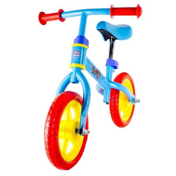 Детско колело без педали Paw Patrol
