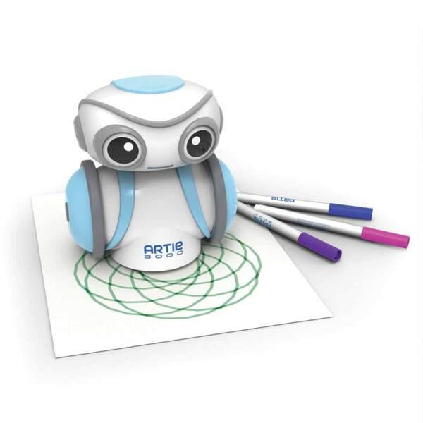 Програмируем робот за рисуване - Artie 3000