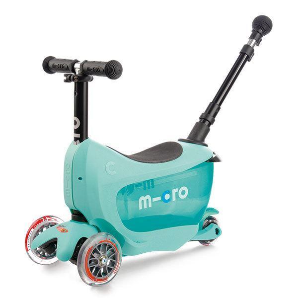 Тротинетка Micro Mini 2go deluxe plus