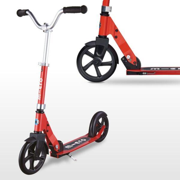 Тротинетка Micro Cruiser Red