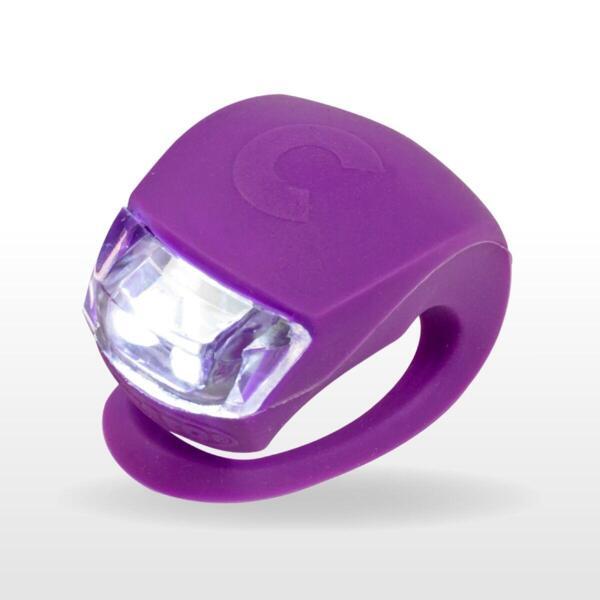 Светлина за тротинетка Deluxe Purple