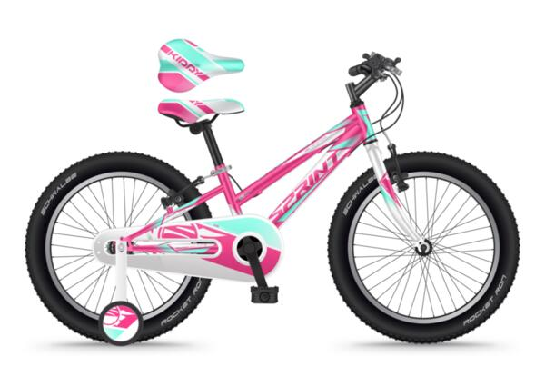 Sprint calypso 20 1 sp pink gloss