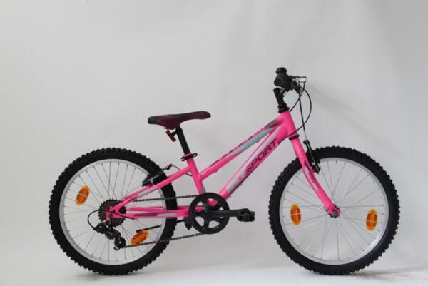 Bikesport viky 20'' neon pink matt
