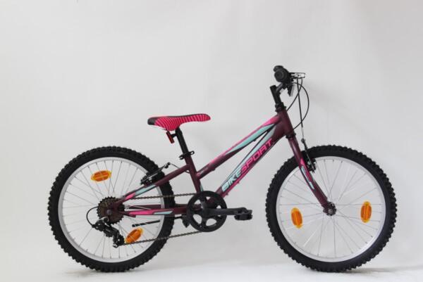 Bikesport viky 20'' violet matt