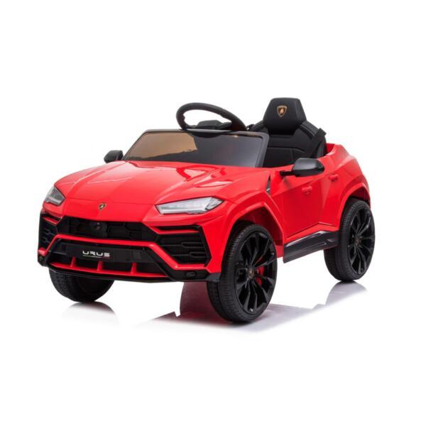 CHIPOLINO Ел. джип Lamborghini Urus червен