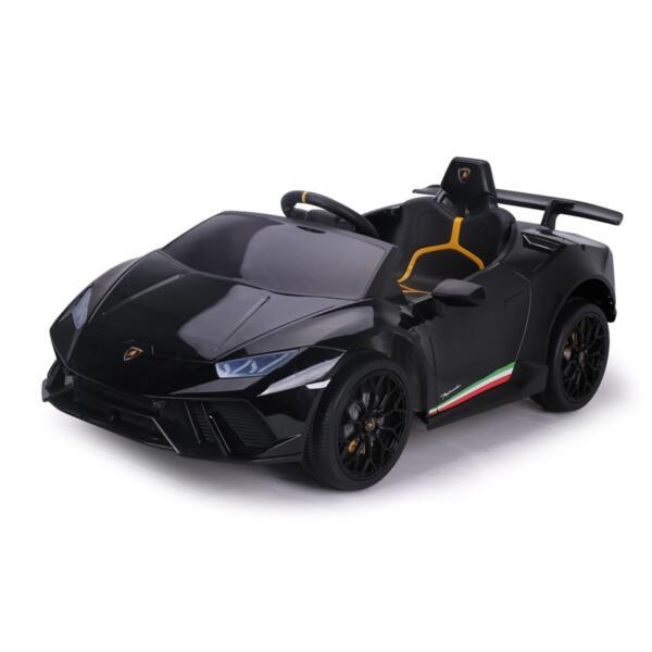 CHIPOLINO Ел. кола Lamborghini Huracan черна