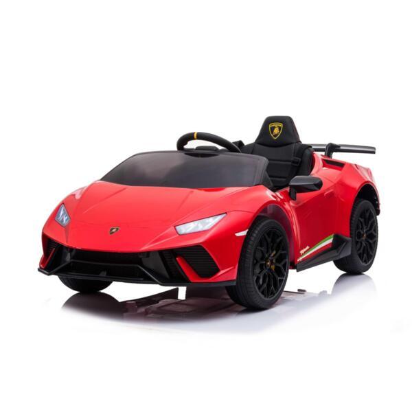 CHIPOLINO Ел. кола Lamborghini Huracan червена