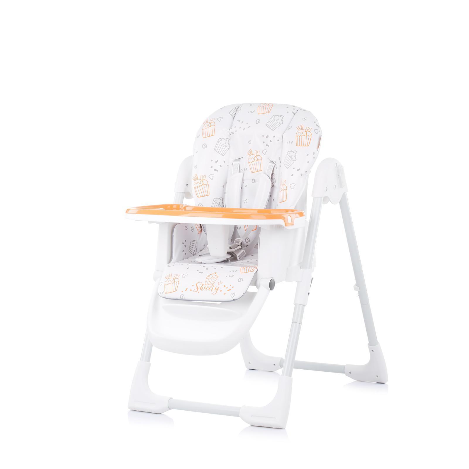 Chipolino Столче за хранене Sweety мандарина