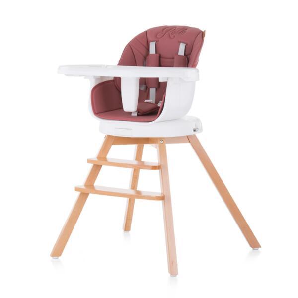 """Chipolino Въртящо столче за хранене 3в1""""Рото""""далия"""