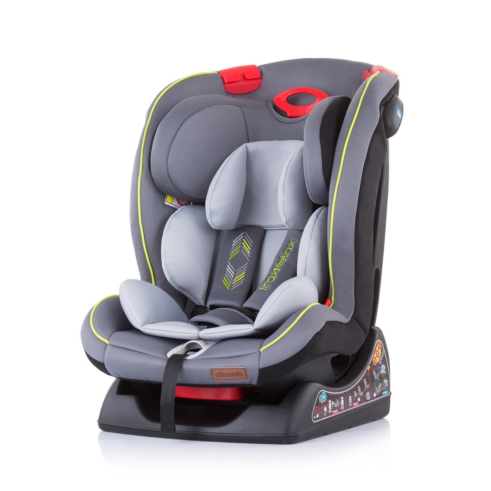 Chipolino  Столче за кола 0-25 kg Тракс Релакс асфа