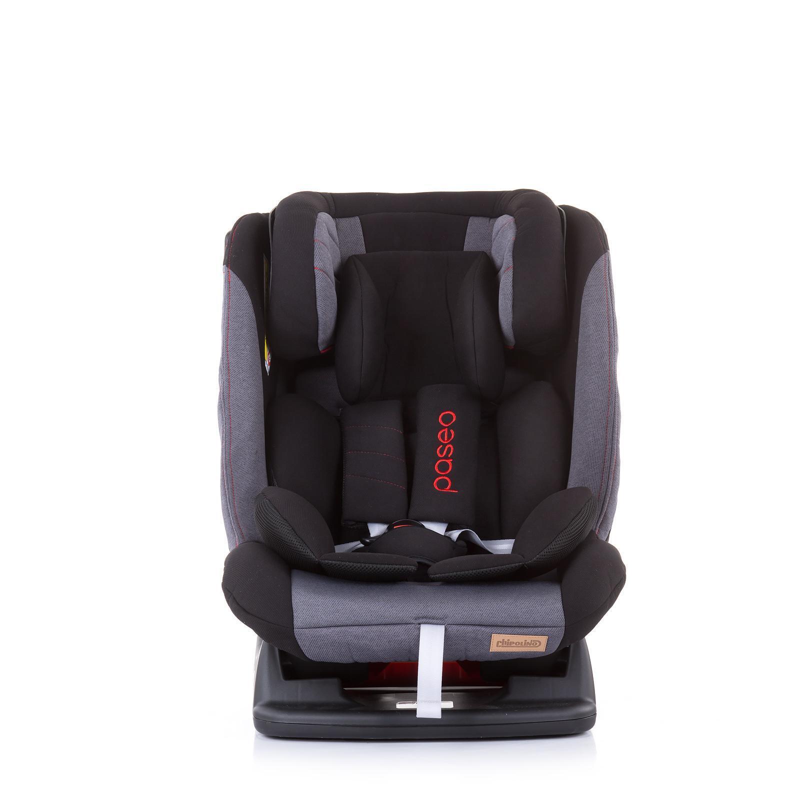 Chipolino Столче за кола 0-36 kg Paseo асфалт