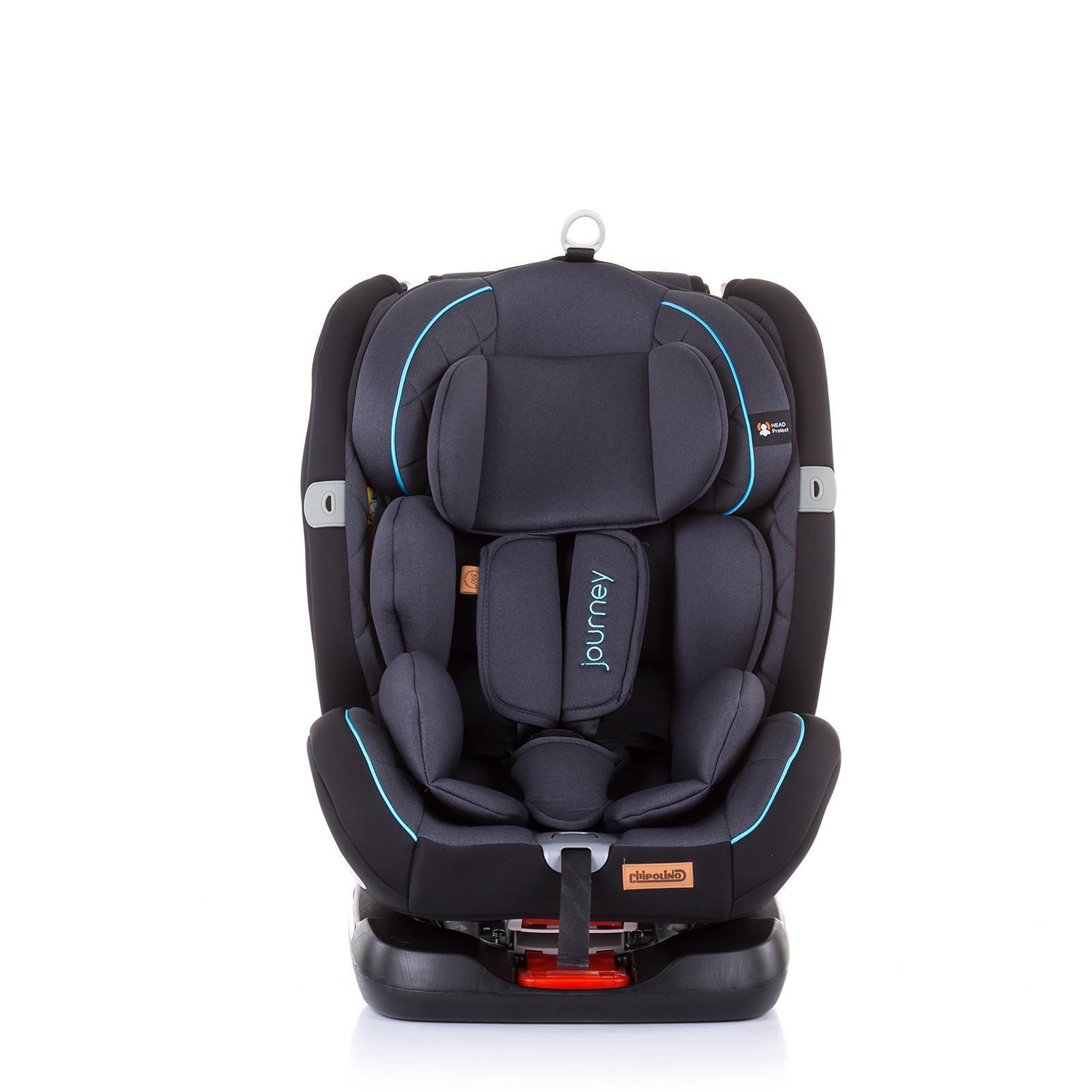 Chipolino Стол.кола 360 ISO 0-36 kg Journey мента