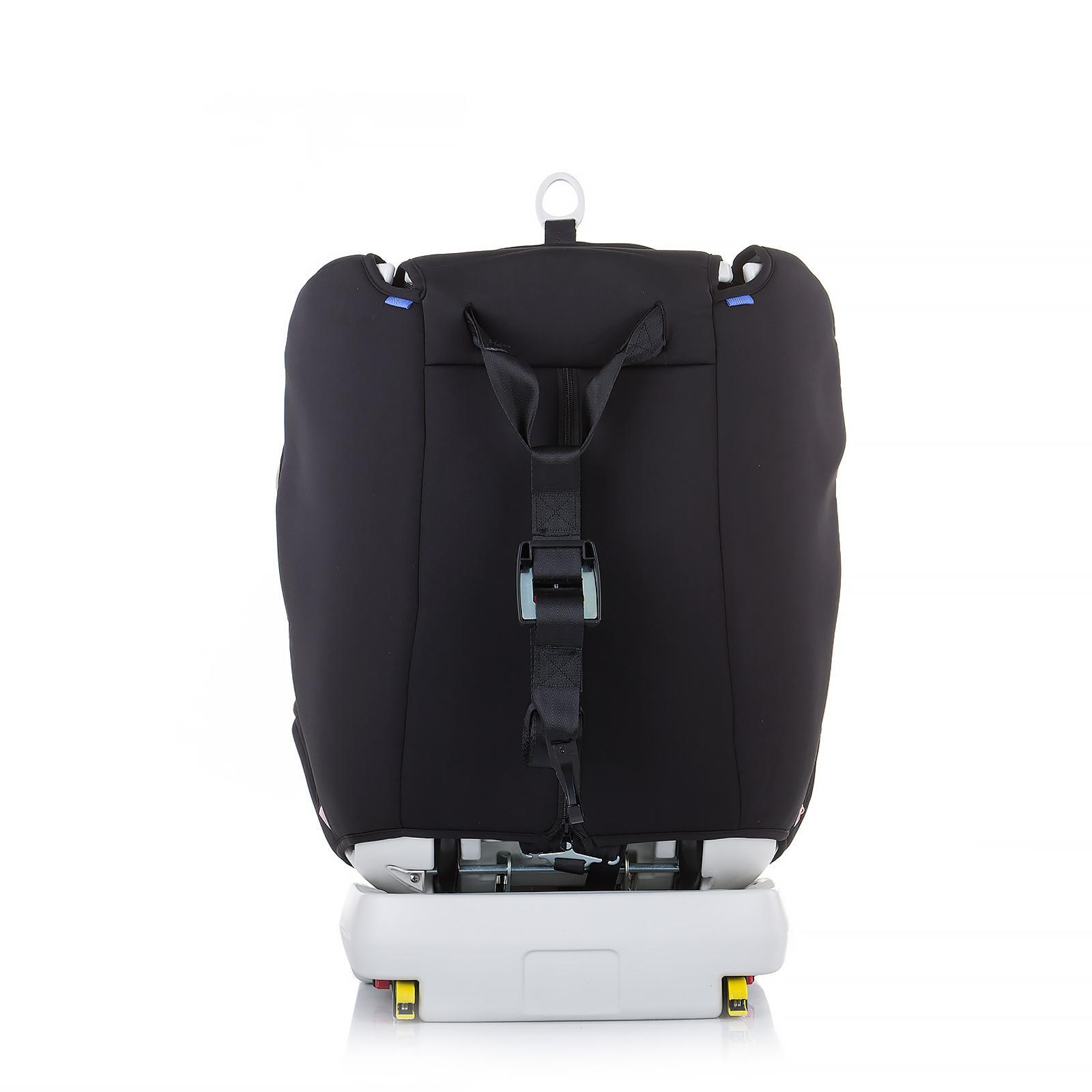 Chipolino Стол.кола 360 ISO 0-36 kg Journey мъгла