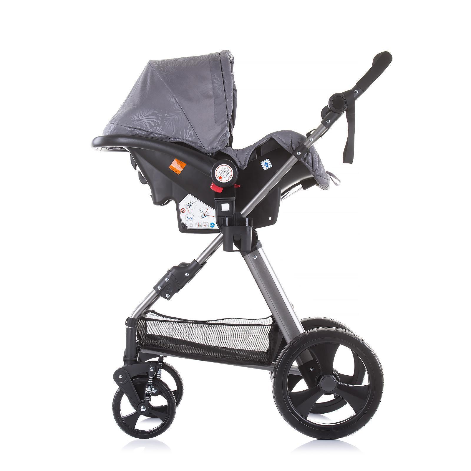 "Chipolino Детска количка ""Хавана"" мъгла"