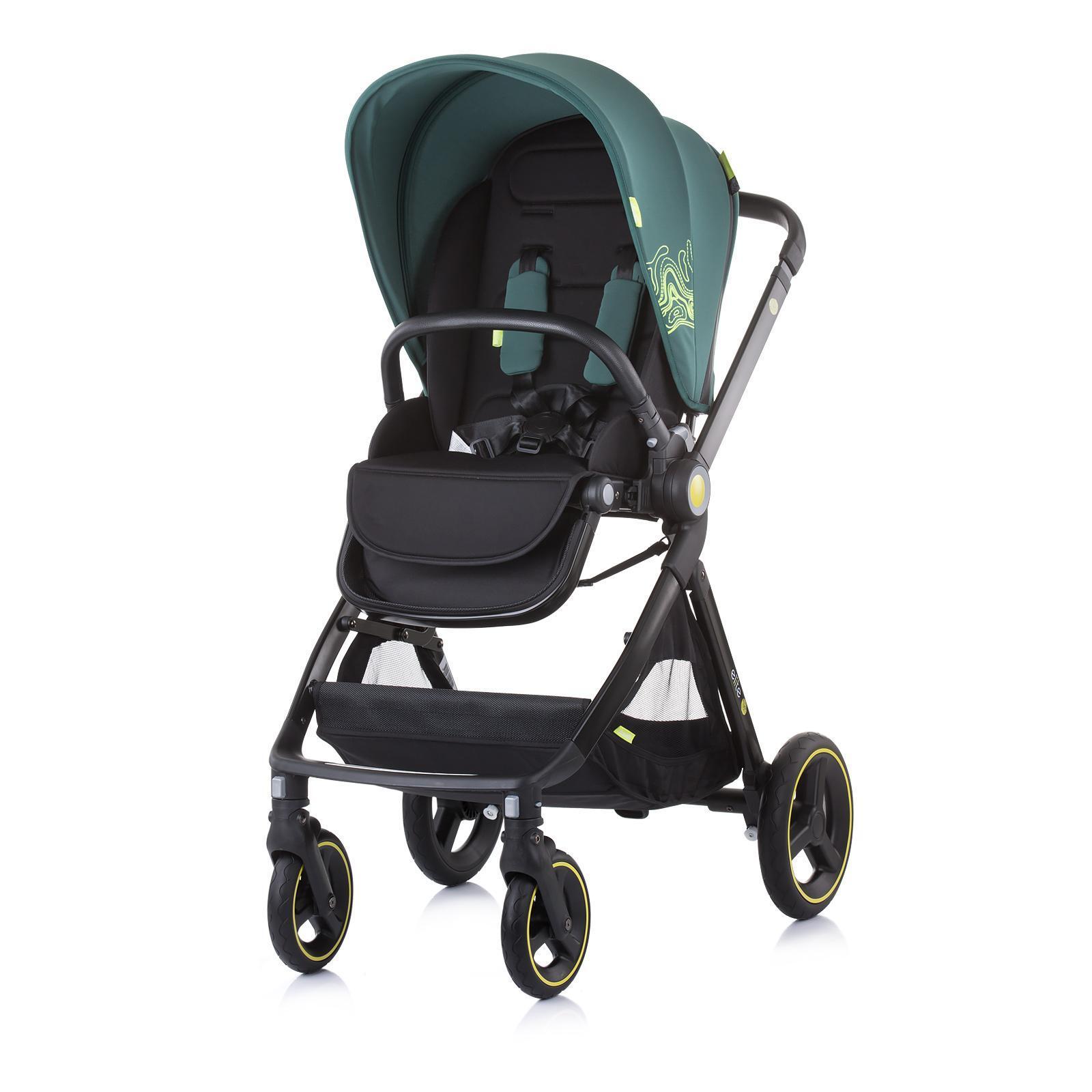 "Chipolino Детска количка до 22 кг ""Елит"" бор"