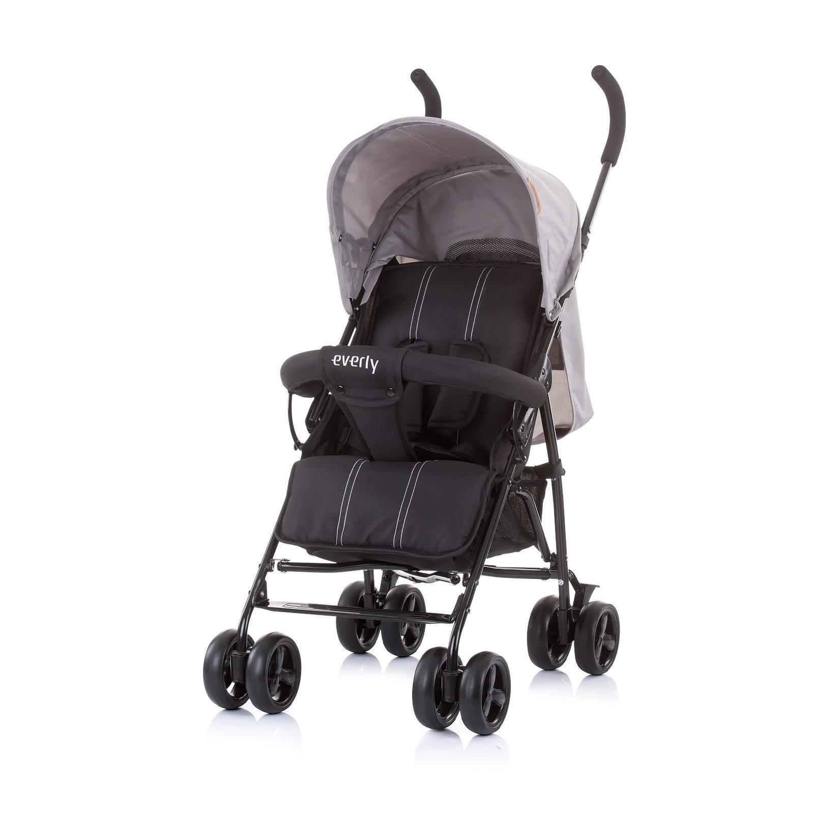 """Chipolino Детска количка 0+ """"Евърли"""" мъгла"""