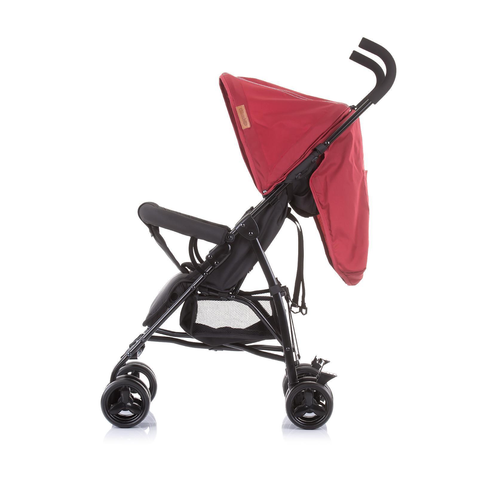 """Chipolino  Детска количка 0+ """"Евърли"""" череша"""