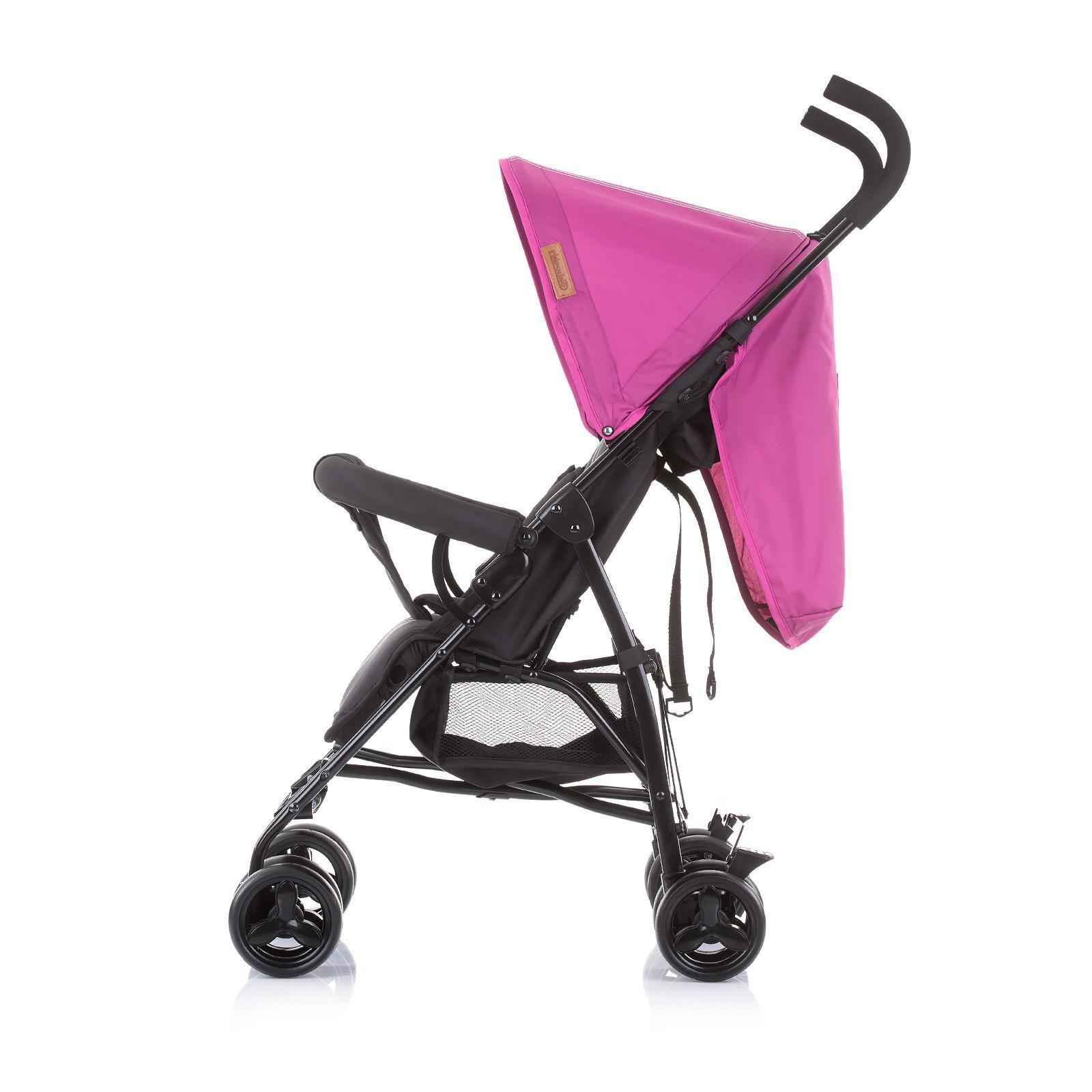 """Chipolino Детска количка 0+ """"Евърли"""" фуксия"""