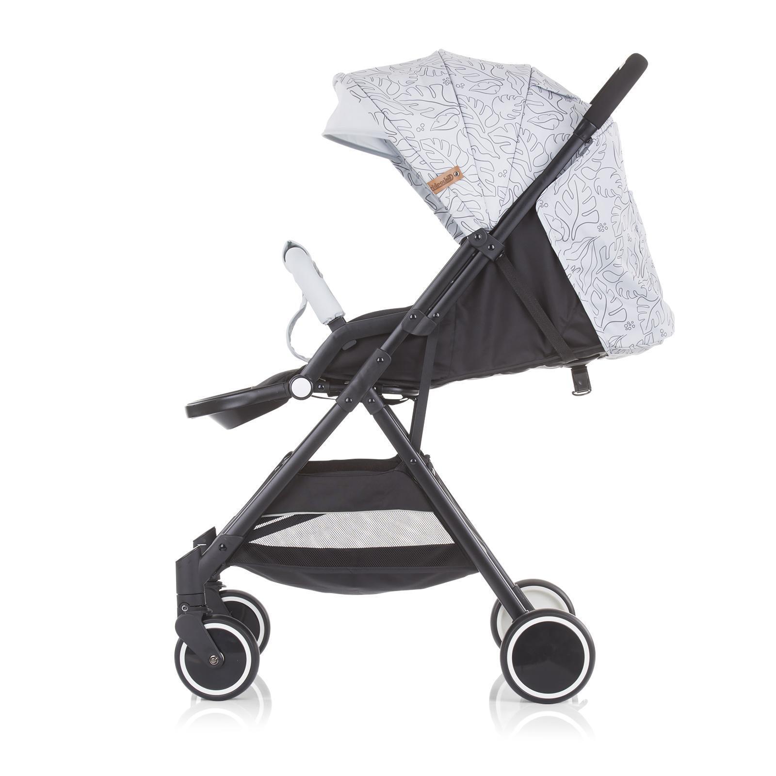 "Chipolino Детска количка 0+ ""Кларис"" мъгла"