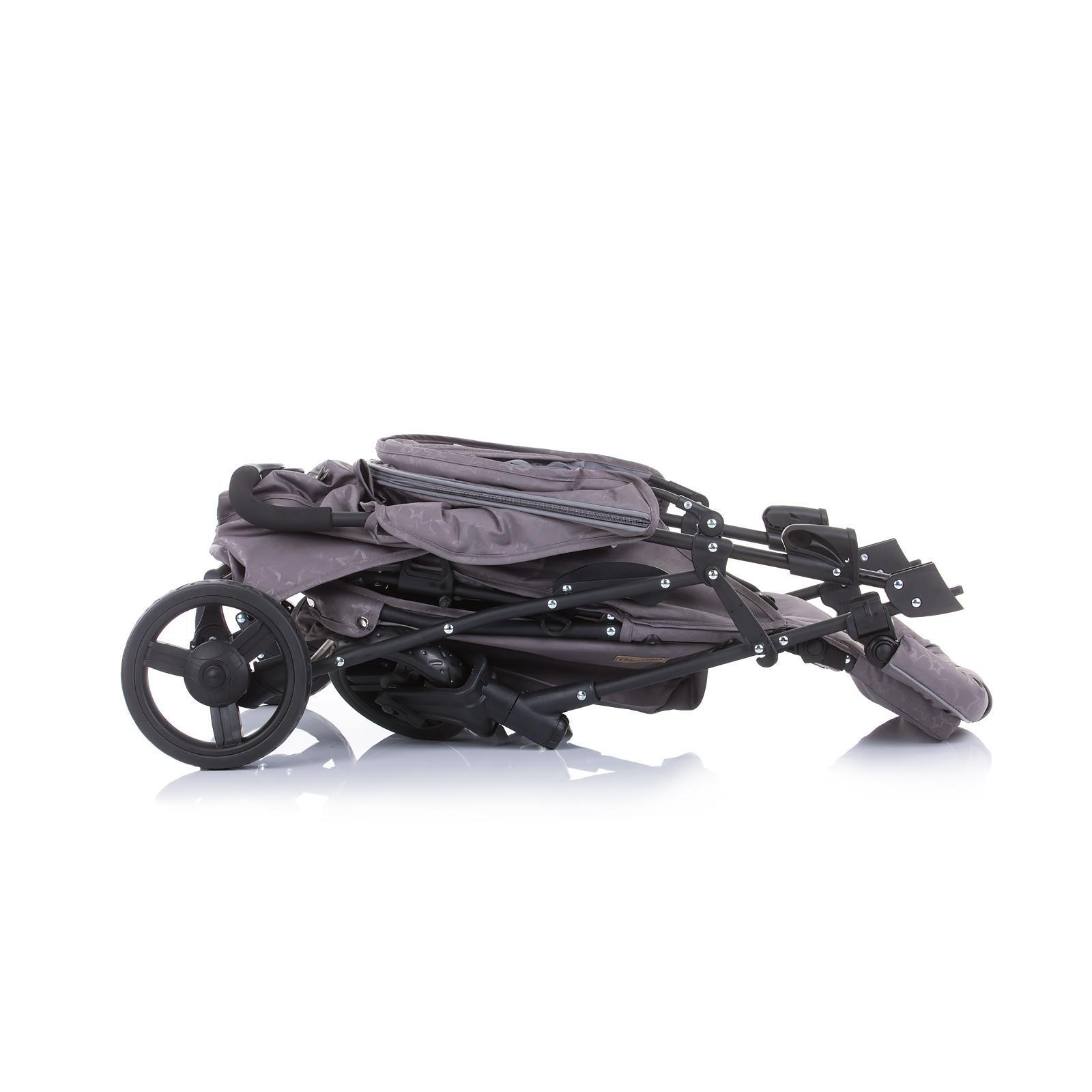 "Chipolino Детска количка до 22 кг. ""Микси"" асфалт"