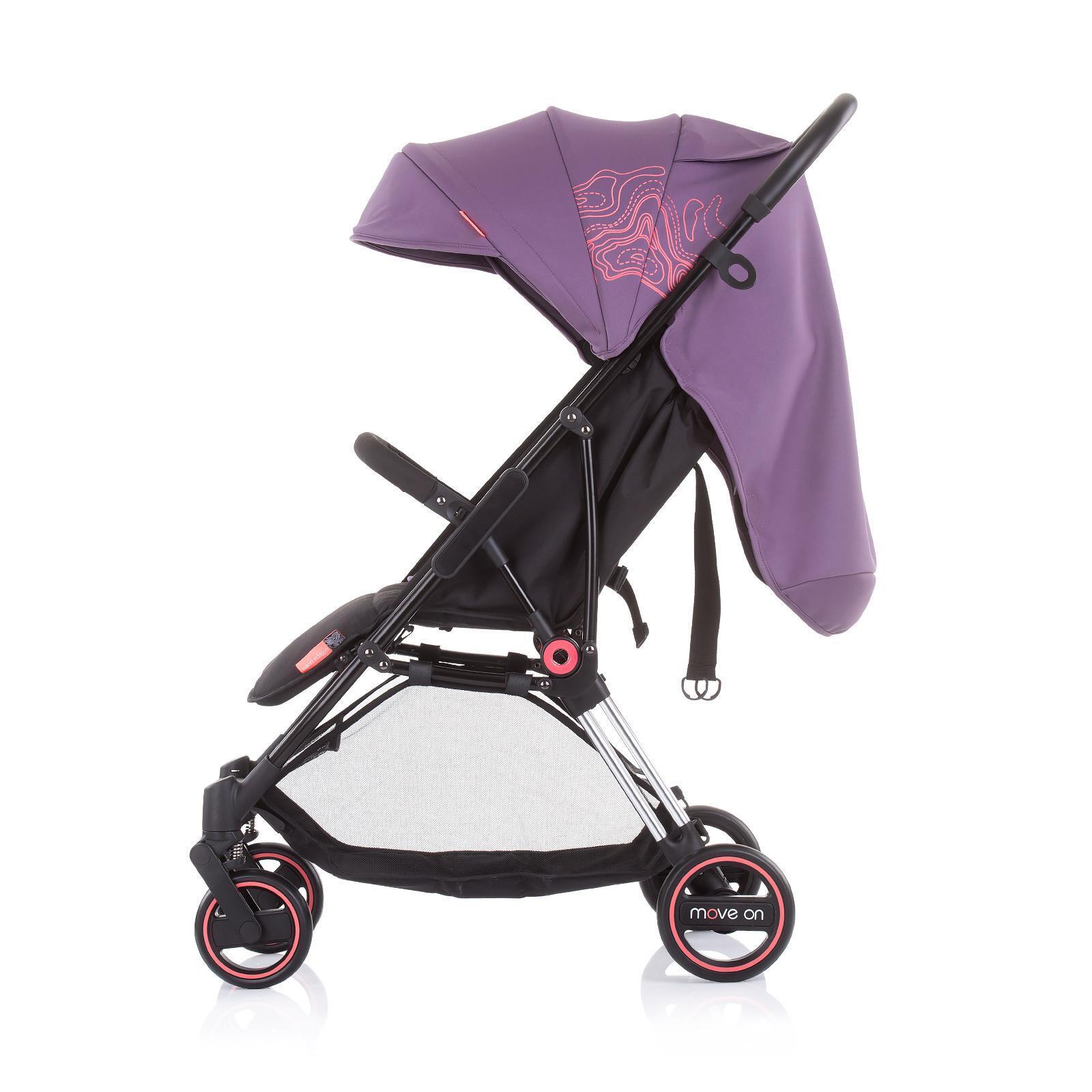 "Chipolino Детска количка ""MOVE ON"" далия"