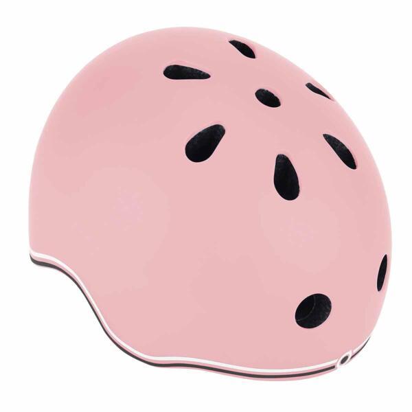 Детска каска за колело и тротинетка Globber, 45-51см, розова