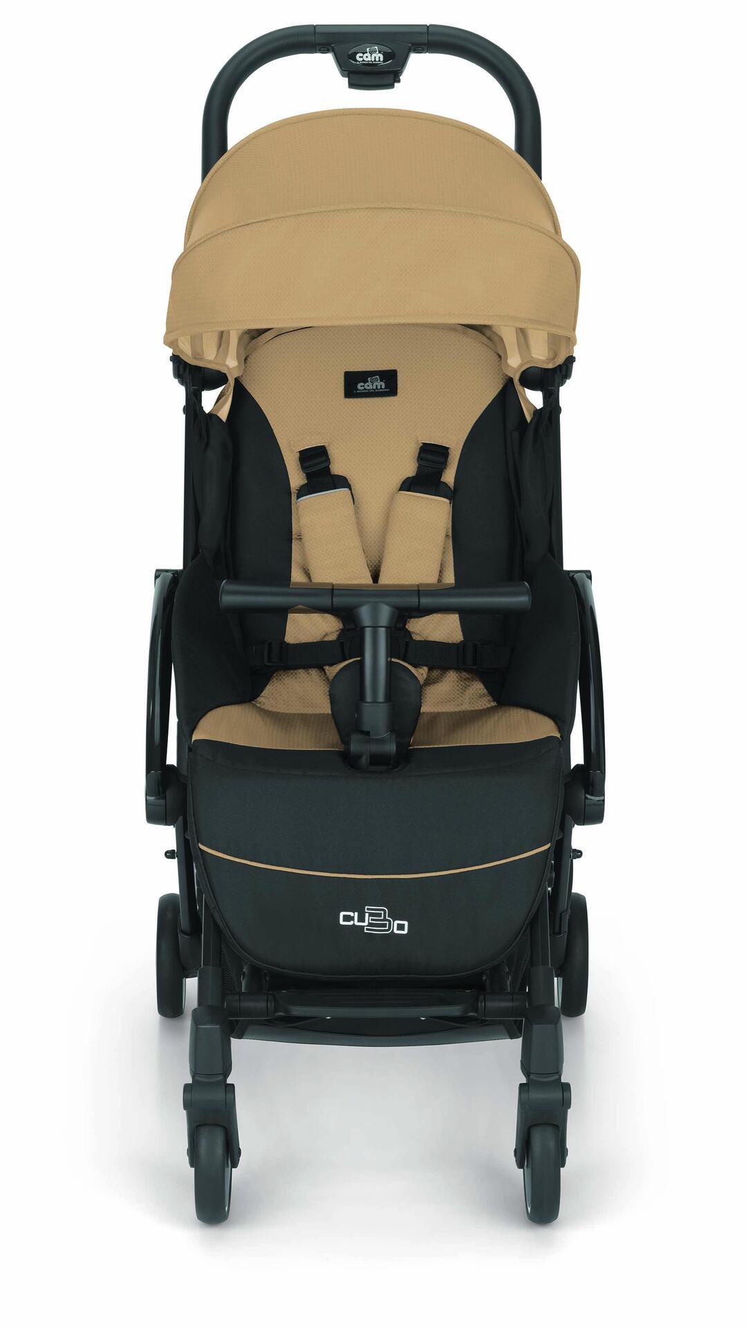 """Детска количка """"Cubo Evo""""131 бежово"""