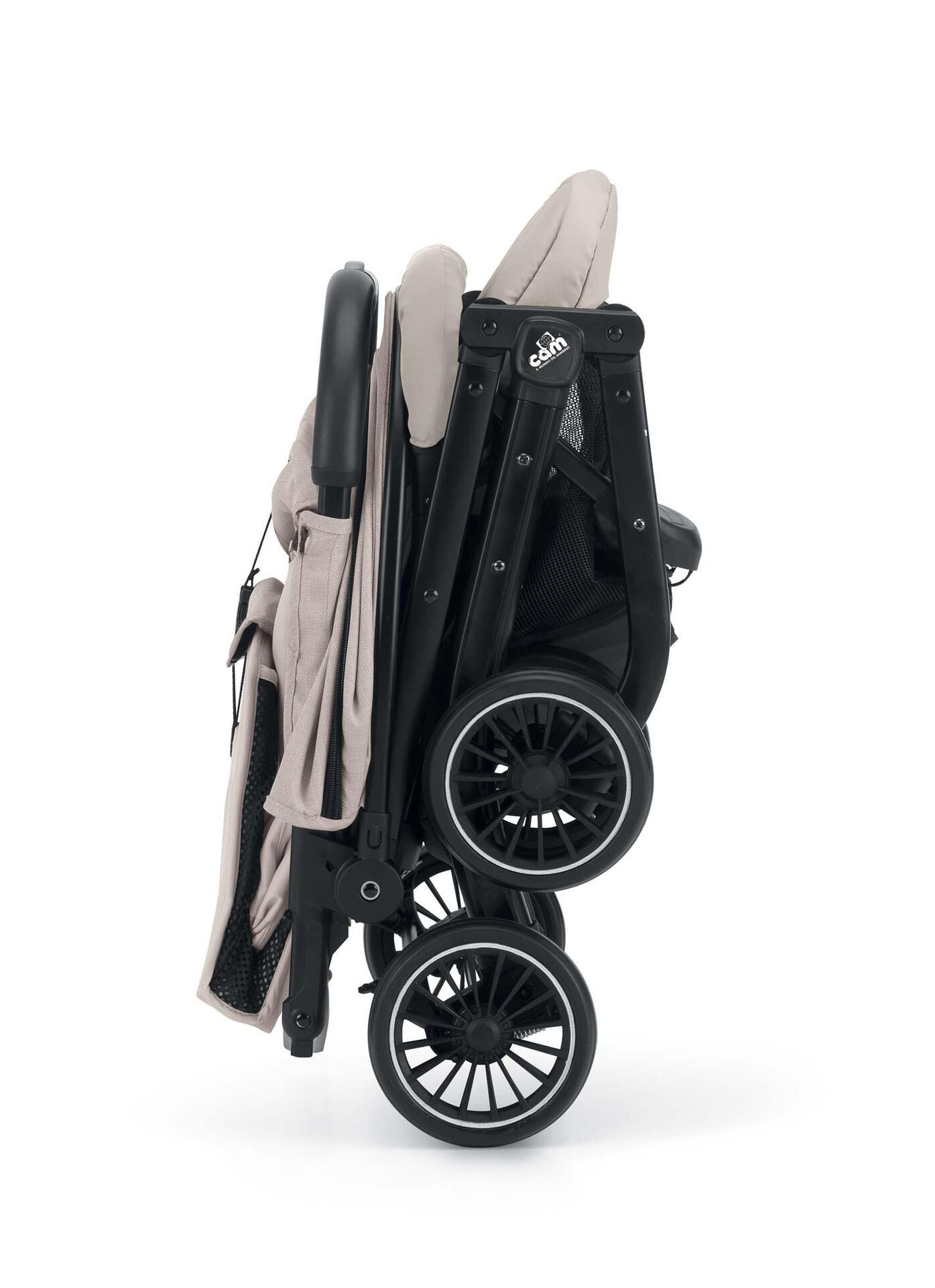 "Детска количка ""Compass""130 екрю"
