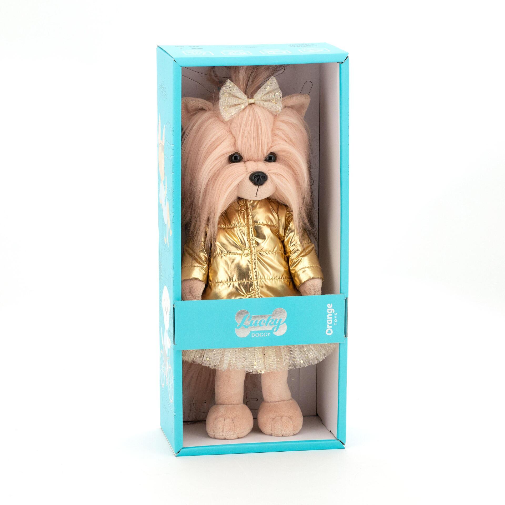 Orange Toys детска играчка Lucky Yoyo-златно яке 44см