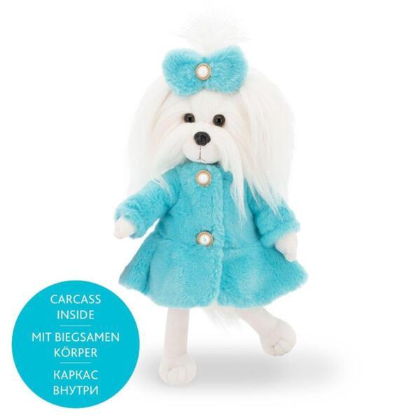 Orange Toys детска играчка Lucky mimi ментово кожено палто 44см