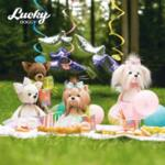 Orange Toys детска играчка Lucky Mimi розет 44см